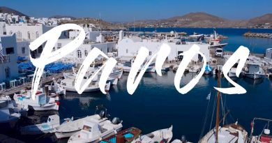 Paros a Greek island in the Aegean Sea, a must visit!