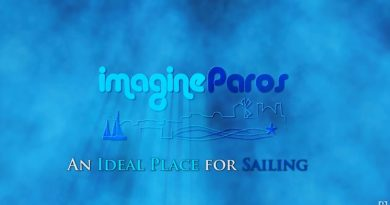Imagine Paros – the promo video – Municipality of Paros