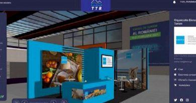 Είκοσι ελληνικοί προορισμοί με το περίπτερο του ΕΟΤ στην έκθεση TTR Ι της Ρουμανίας
