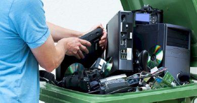 Το 2020 ο Δήμος Πάρου ανακύκλωσε  Ηλεκτρικές και Ηλεκτρονικές Συσκευές συνολικού βάρους 48.254 κιλών!