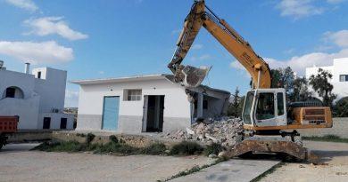 Ξεκίνησαν οι εργασίες για την κατασκευή του πρώτου ιδιόκτητου Βρεφονηπιακού στο νησί μας