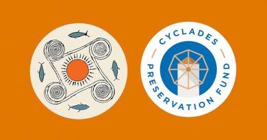 Το Cyclades Preservation Fund ενώνει τις δυνάμεις του με τις «Κόρες των Κυκλάδων» για λιγότερα πλαστικά μιας χρήσης στα νησιά!