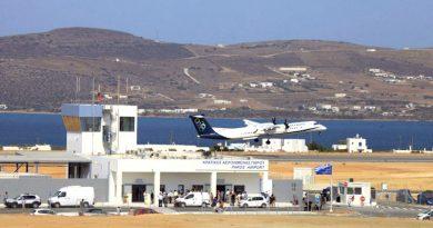 Δήλωση του Κώστα Αργουζή για το νέο αεροδρόμιο Πάρου
