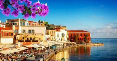 TUI και Aida ξεκινούν τις κρουαζιέρες στα ελληνικά νησιά από μέσα Μαΐου