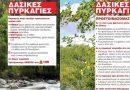 «Μέτρα πρόληψης – Αποφυγή επικίνδυνων ενεργειών πρόκλησης πυρκαγιών- Μέτρα προστασίας»