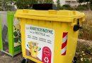 Δήμος Αντιπάρου: Ειδικοί κάδοι ανακύκλωσης χαρτιού τοποθετήθηκαν σε δύο σημεία