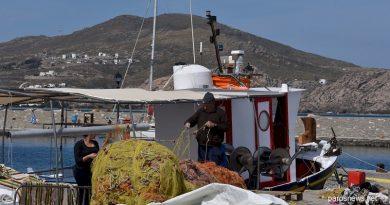 Παράταση προθεσμίας υποβολής δηλώσεων απόδοσης του τέλους αλιευτικών πλοίων