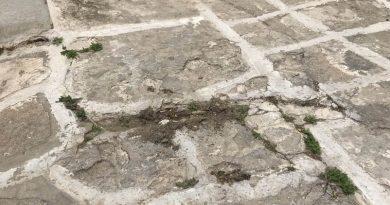 Βοήθεια για τα πλακόστρωτα της Παροικίας