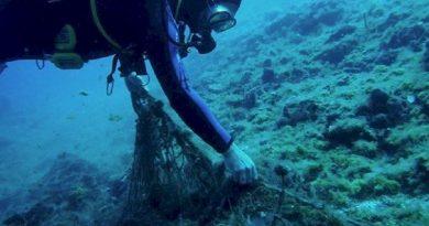 Πάρος – Αντίπαρος: Η Aegean Rebreath φροντίζει για την απορρύπανση της θάλασσας [Vid]