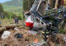 Βίντεο Nτοκουμέντο από την πτώση του τελεφερίκ με 14 νεκρούς