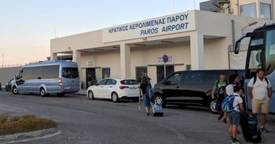 Αεροδρόμιο Πάρου: Προχωρά ο διαγωνισμός για την αναβάθμισή του – Τι περιλαμβάνεται