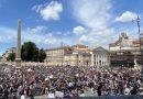 Ιταλία: Διαδήλωσαν στην κεντρική πλατεία του Λαού της Ρώμης