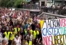 Παρίσι: Επεισόδια σε πορεία κατά των εμβολιασμών και των μέτρων περιορισμού για τον κορονοϊό