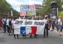 Πορείες αντιεμβολιαστών σε Γαλλία, Ελβετία, Ιταλία