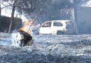Βαρυμπόμπη: Δεκάδες καμένα σπίτια, επιχειρήσεις, οχήματα