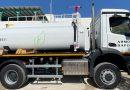 Νέο υδροφόρο όχημα του Δήμου Πάρου