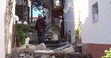 Σάμος – Ένα χρόνο μετά τον σεισμό, 200 οικογένειες είναι έξω από τα σπίτια τους