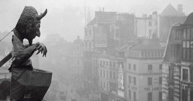 Ο ιμπεριαλισμός οδηγείται από δαιμονικές δυνάμεις; Η ιστορία μας δίνει ένα καλό λόγο για να το σκεφτόμαστε