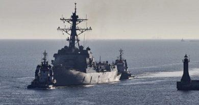 Πολεμικά πλοία ΗΠΑ και Καναδά ανοιχτά της Ταϊβάν. Η Κίνα είναι έξαλλη