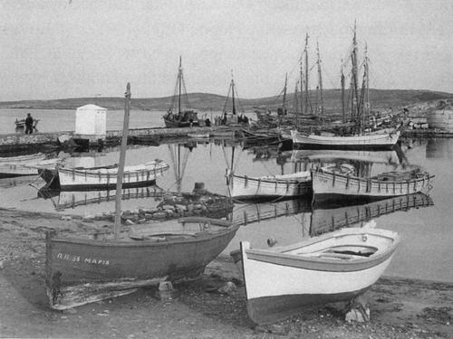 ΠΑΡΟΣ ΠΑΡΟΙΚΙΑ 1935 ΒΙΝΤΣΙ PAROS