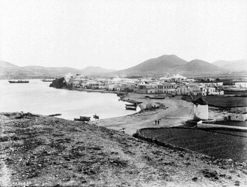 ΠΑΡΟΣ 1899 ΑΠΟΨΗ ΠΑΡΟΙΚΙΑΣ